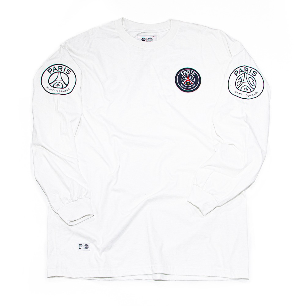 P X PSG SLEEVE EMBLEM LONG SLEEVE