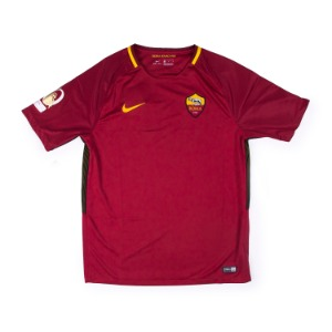 AS ROMA 17-18 HOME JERSEY S/S #10 TOTTI