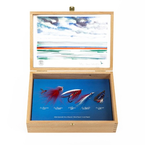 #PSGLimited FLY FISHING BOX