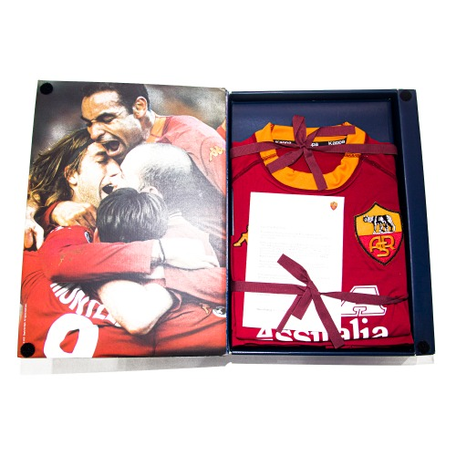 ROMA 2000-2001 LIMITED EDITION (10000) BOX S/S XL