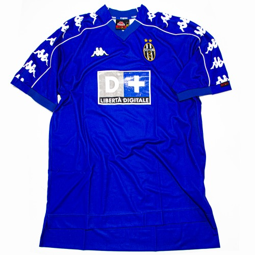 JUVENTUS 1999-2000 AWAY S/S XL #21 ZIDANE
